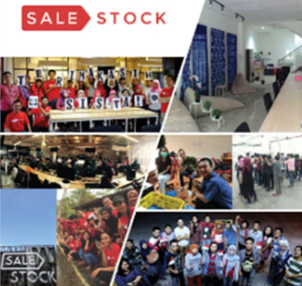 PT SALE STOCK PTE LTD : CUSTOMER SERVICE OFFICER DAN SOSIAL MEDIA - JAWA, INDONESIA