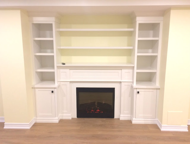 Burlington Wall Unit