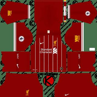 ملابس وشعار ليفربول الجديد Liverpool Fc 2019 2020 Nike Kit Dream