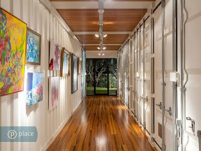 ออกแบบภายในบ้านตู้คอนเทนเนอร์