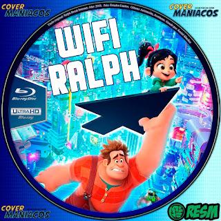 GALLETA -WIFI RALPH - RALPH BREAKS INTERNET - 2018