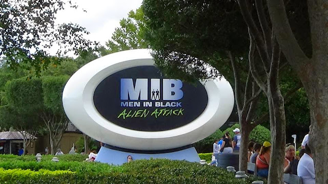 Men In Black Universal Studios Orlando Floride