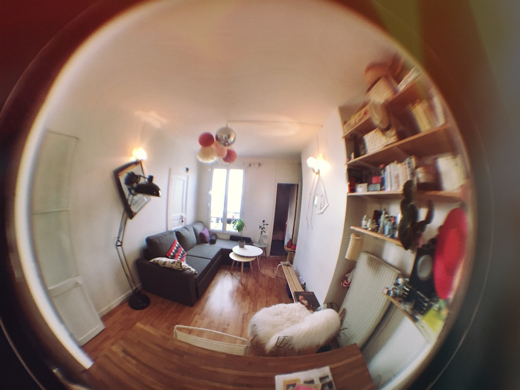Paris Apartment AirBnb