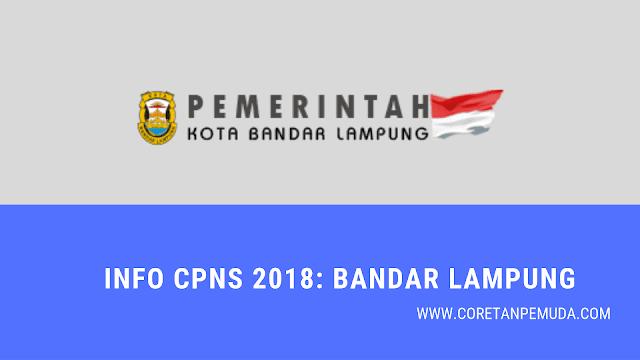 Pengumuman Hasil Tes CAT SKD CPNS 2018 Bandar Lampung - BKD Bandar Lampung