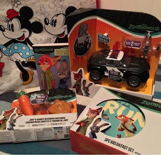 zootropolis toys from tomy toys