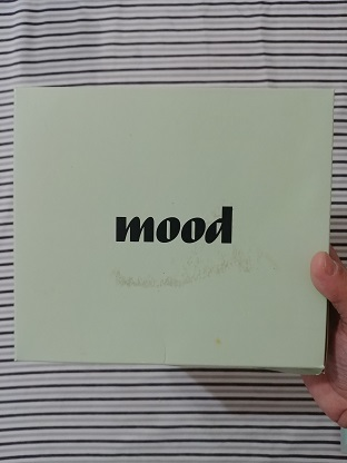 Box of Mood Bake Cookies