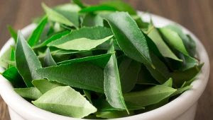 Methi and curry leaves will prevent hair fall !!