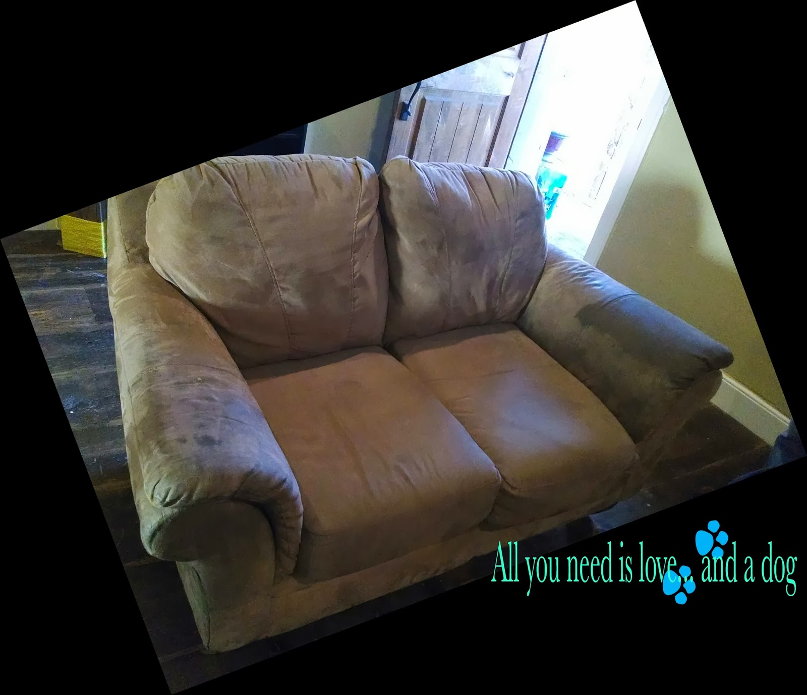 DoodleBug Designs: How To Clean A Microfiber Couch