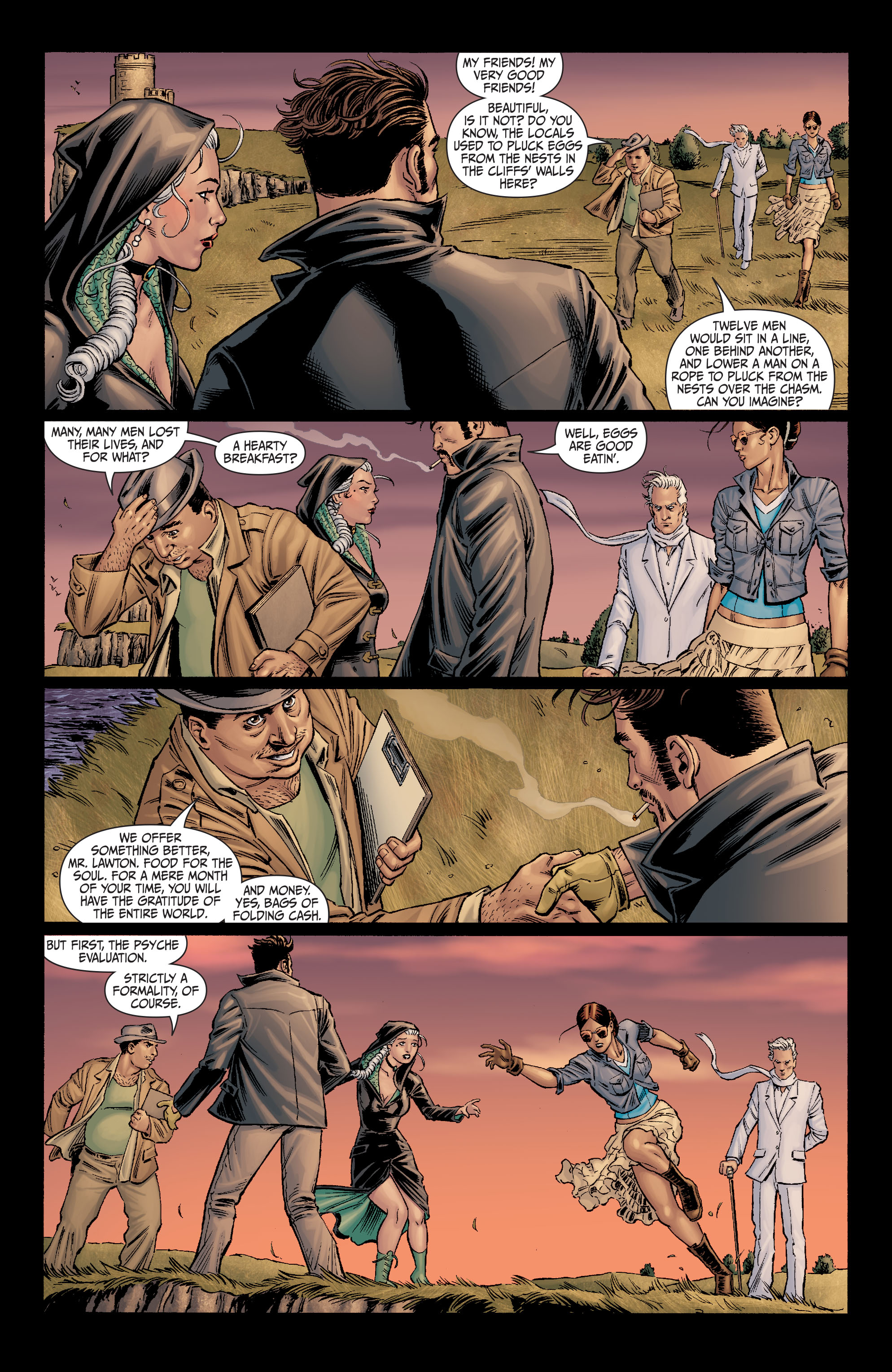 Read online Secret Six (2008) comic -  Issue #10 - 13