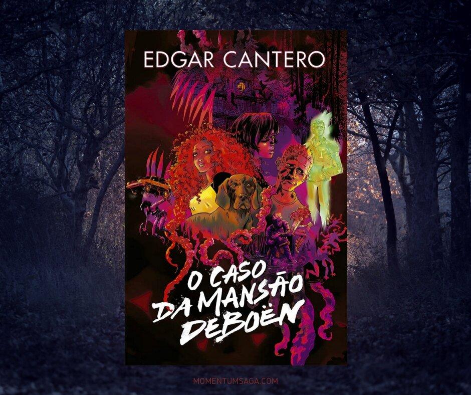 Resenha: O caso da Mansão Deboën, de Edgar Cantero