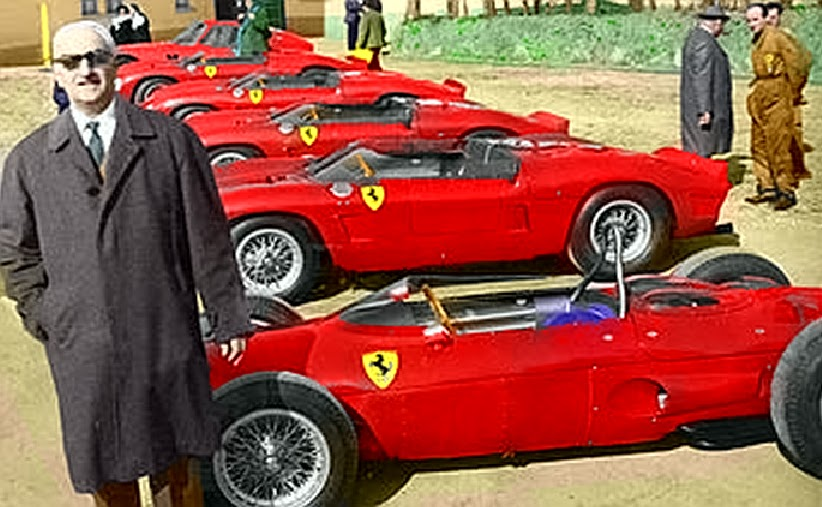 Enzo Anselmo Ferrari Net Worth Age Height Weight
