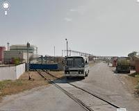 Autobus marki PAZ, droga na Krym