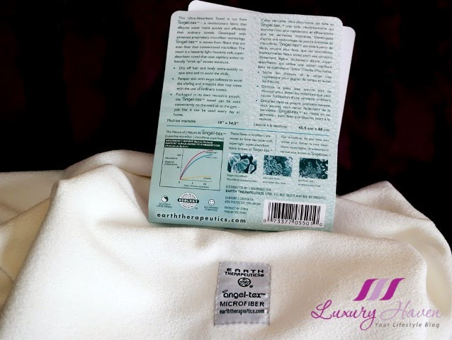 luxury haven reviews earth therapeutics quick dry towel