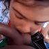 Baianinha novinha mamando