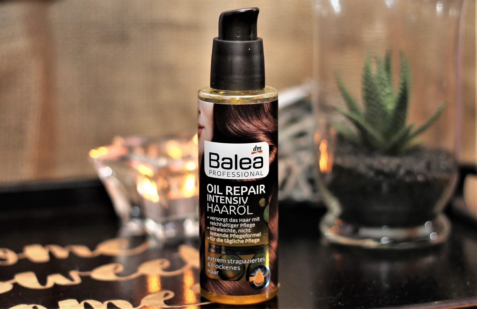 Balea, Professional, Oil Repair Haaröl