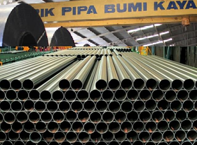 Lowongan Kerja PT. Bumi Kaya Steel Industries Terbaru