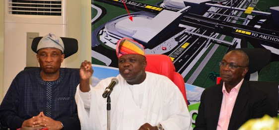 AMBODE EXPLODES: Babajide Sanwo-Olu Is A Criminal, Mentally Unstable To Govern Lagos
