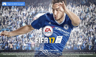 DLS17 Mod FIFA17 By Alan Iksan Apk+Data Obb Full Terbaru
