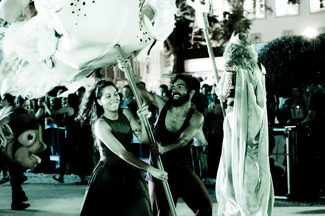 «Baixa Street Fest 2018» arrancou em Faro com «Euphoria 1»