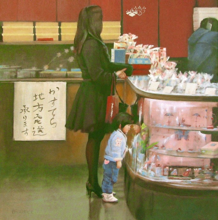J.M. Brodrick - Learning to be Japanese; The Candy Store, Tokyo
