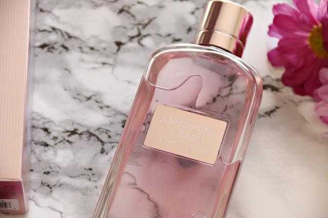 Abercrombie & Fitch First Instinct Perfume Review