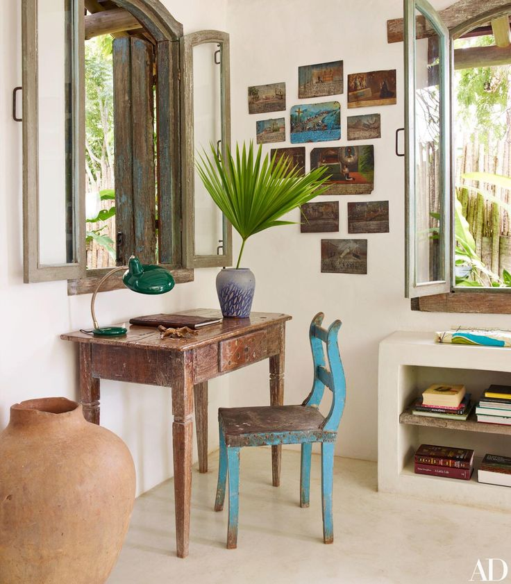 Rustic Luxe Decor Inspiration Brazilian Beach House