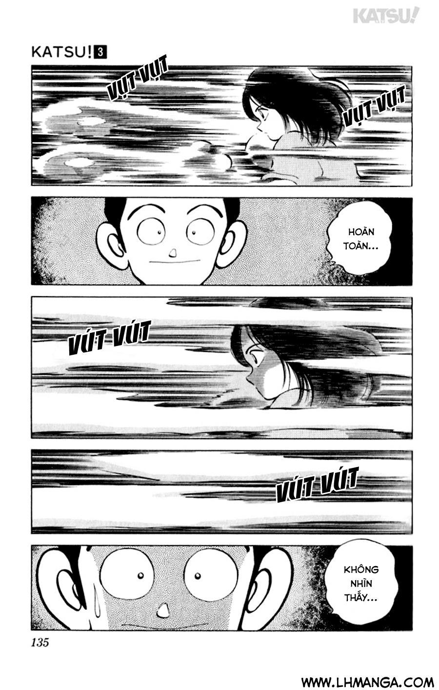 Katsu! chương 026: xin làm ơn! trang 7