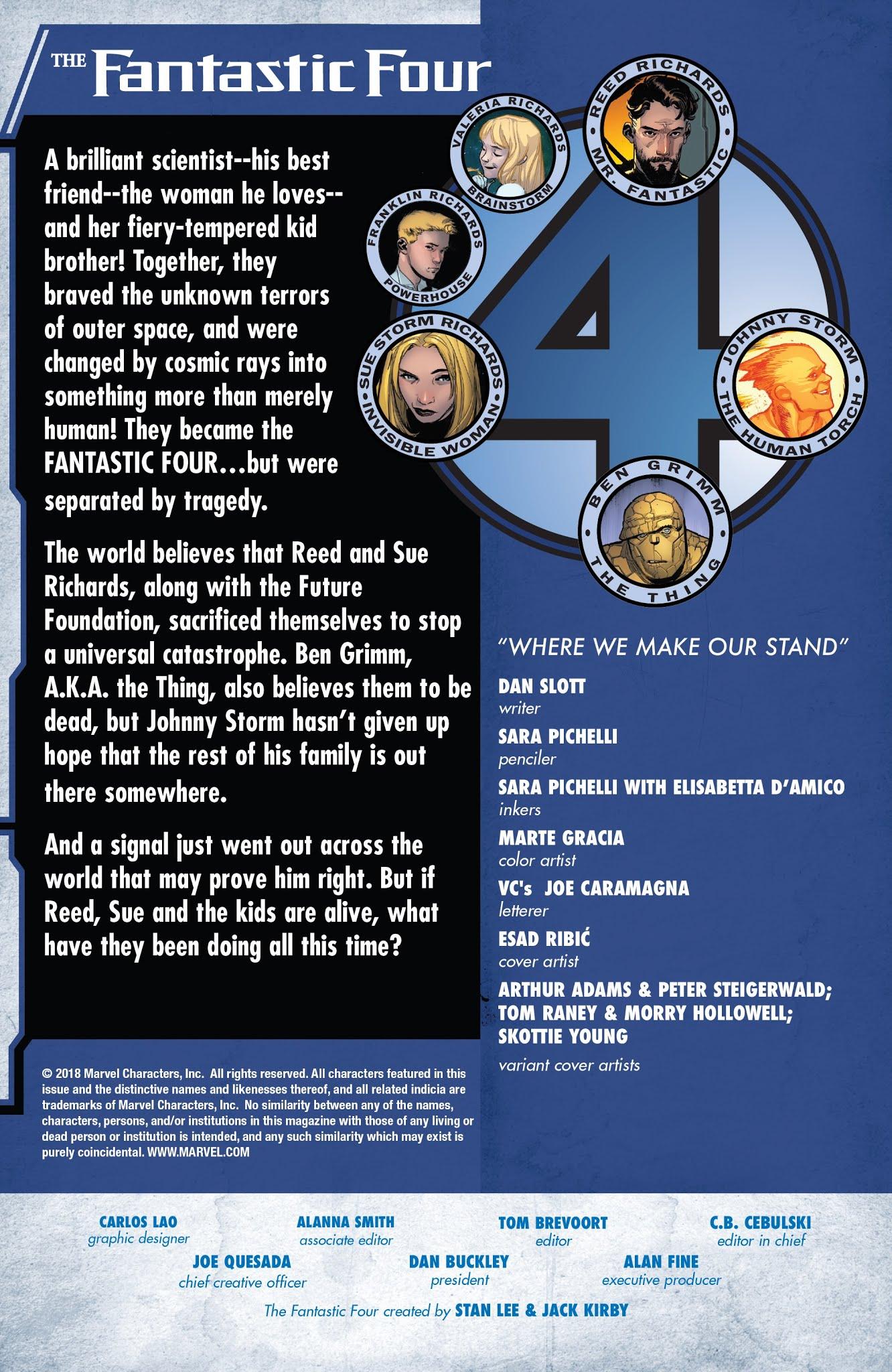 Fantastic Four (2018) 2 Page 2