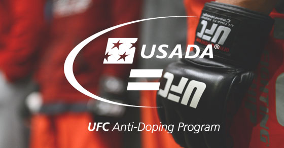 UFC USADA Anti-Doping