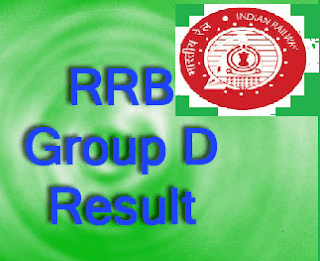 Group D Exam Result Railway Recruitment 2018