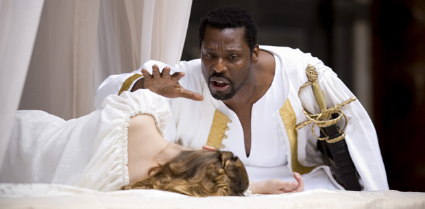 The role of desdemona in the tragedy of othello