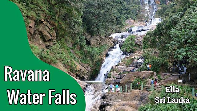 Ravana Falls ou Ravana Ella