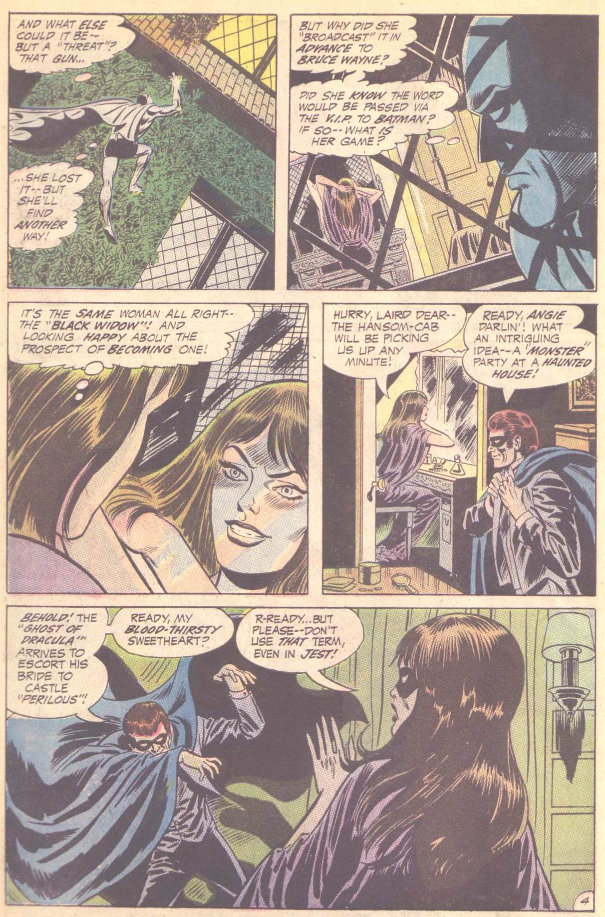 Detective Comics (1937) 403 Page 5