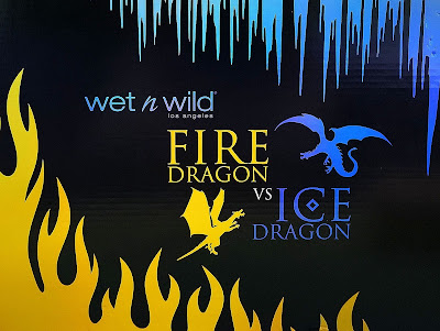 Wet and Wild Fire and Ice Dragon