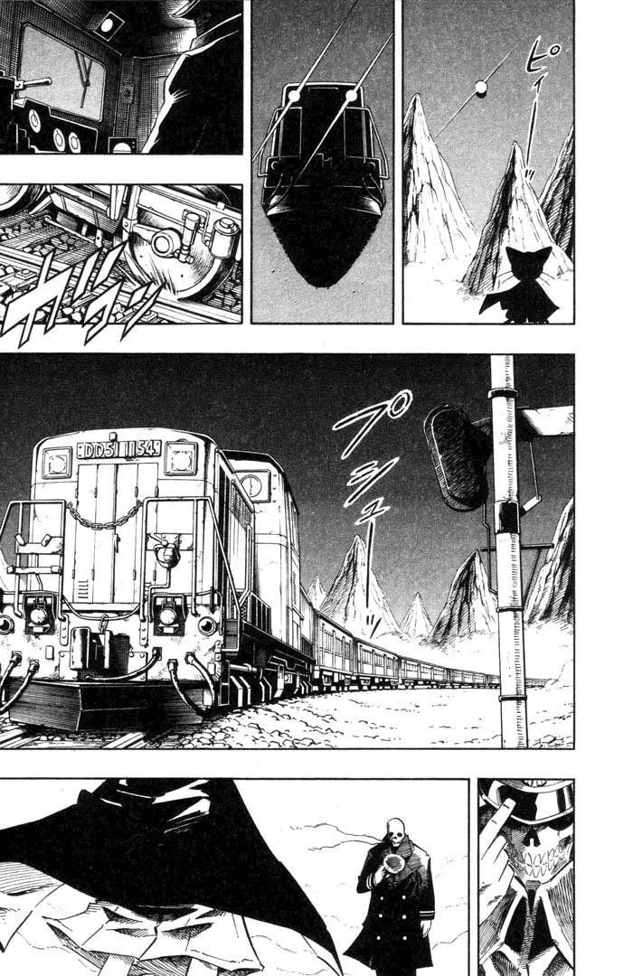 Shaman King [Vua pháp thuật] chap 236 trang 11