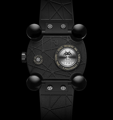 RJ-Romain Jerome Space Invaders ™ Pop Limited Edition