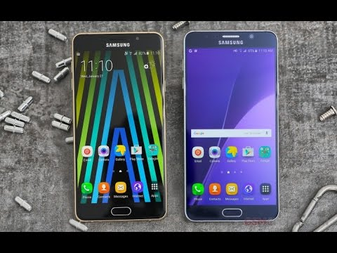 Samsung Galaxy A7 (2017) Full Specifications, Features & Price