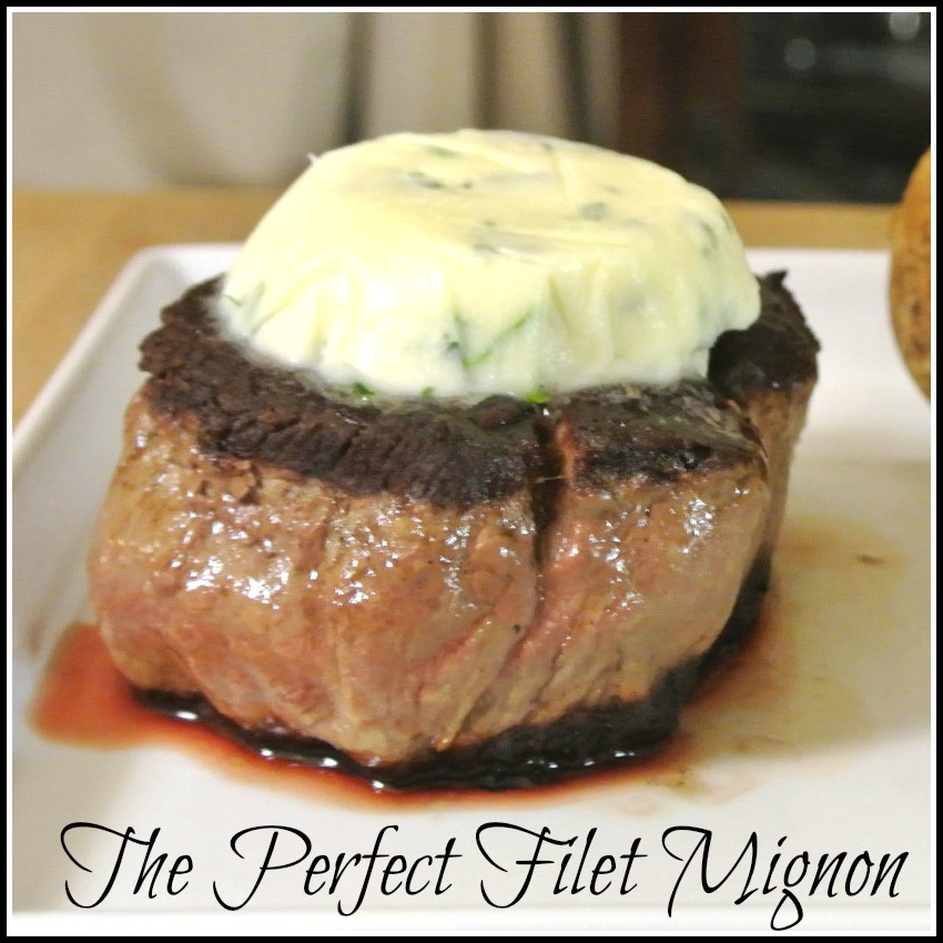 Gourmet Kitchen Definition: Gourmet Cooking For Two: The Perfect Filet Mignon