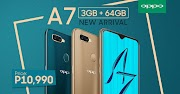 OPPO A7 3GB variant comes to the Philippines