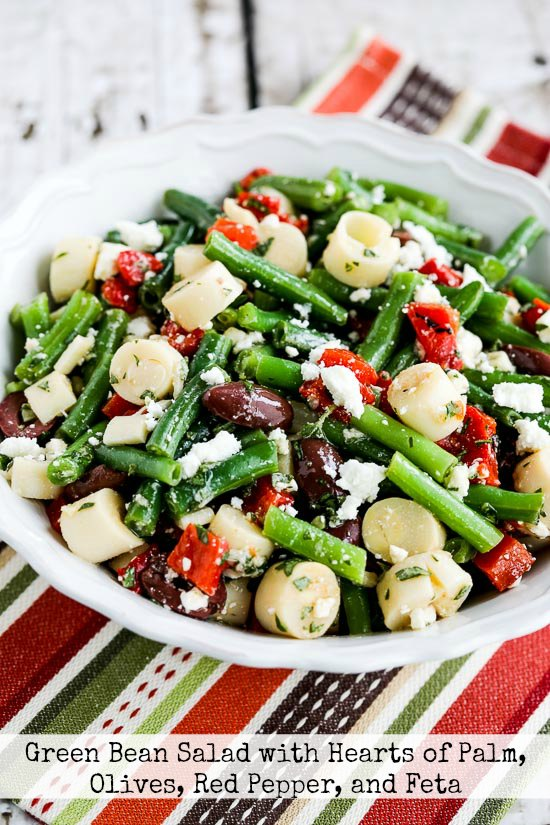 My Favorite Low-Carb Salads with Hearts of Palm featured for Low-Carb ...