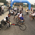 See Photos Of Physically Challenged Persons Participating In The Lagos Marathon....