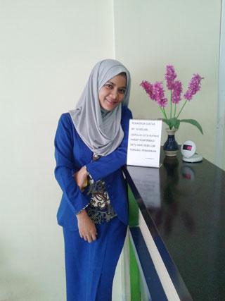 Persepsi muslimah tentang kecantikan