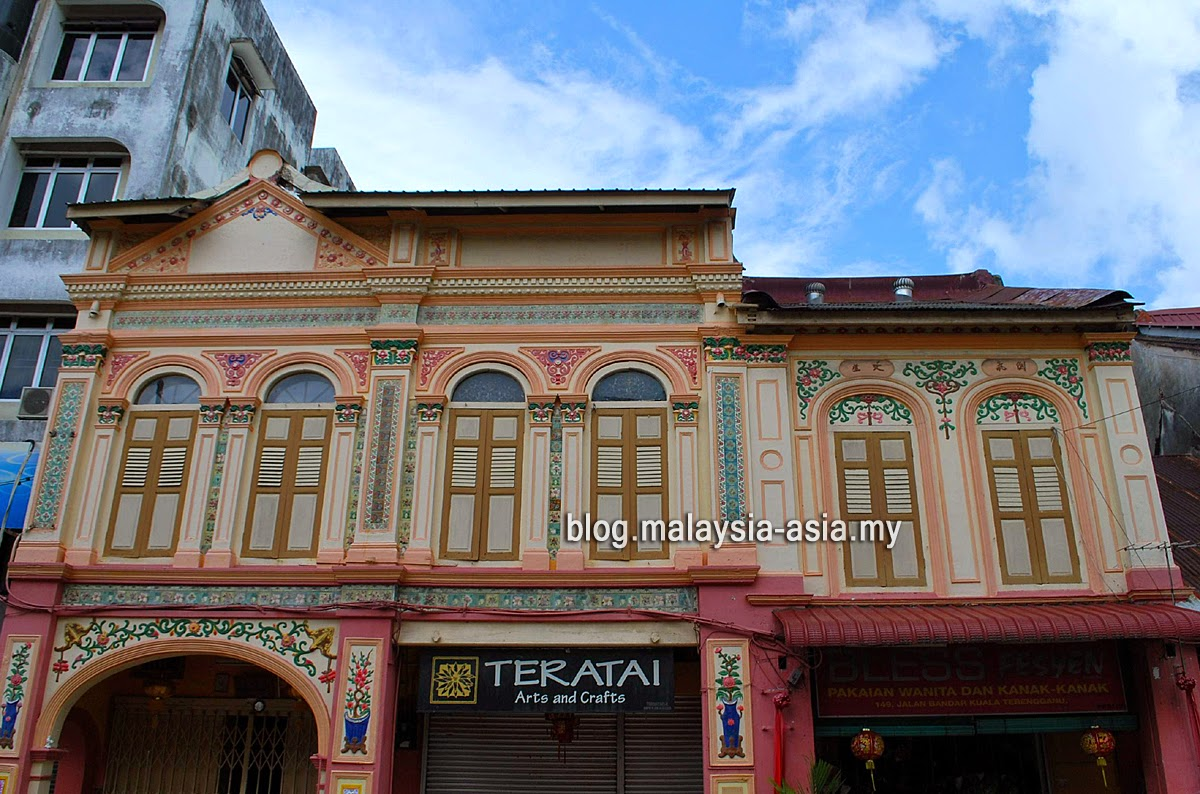 Shops at Chinatown Terengganu