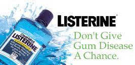 Listerine Logo