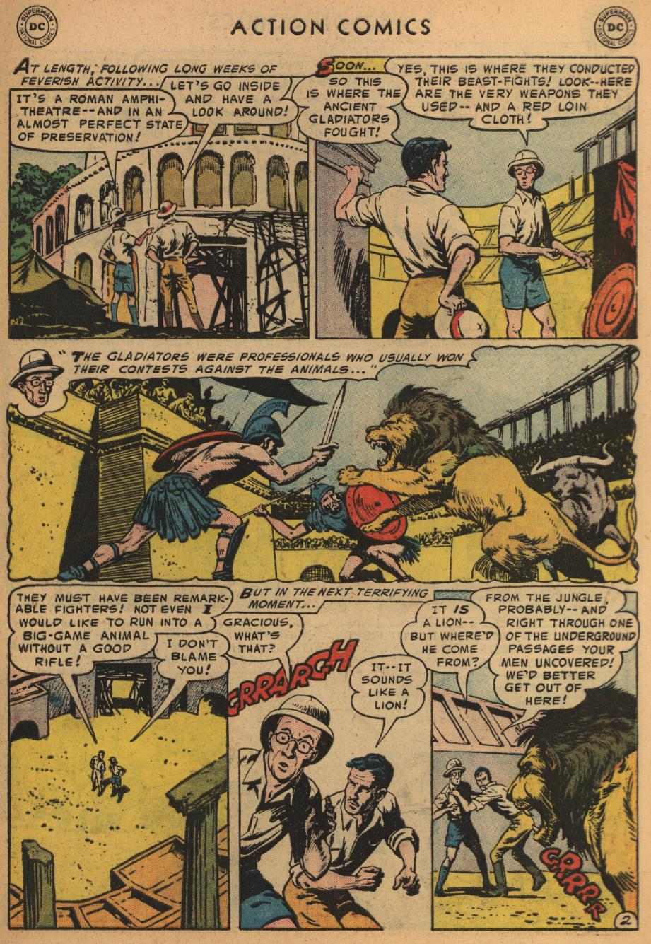 Action Comics (1938) 203 Page 28