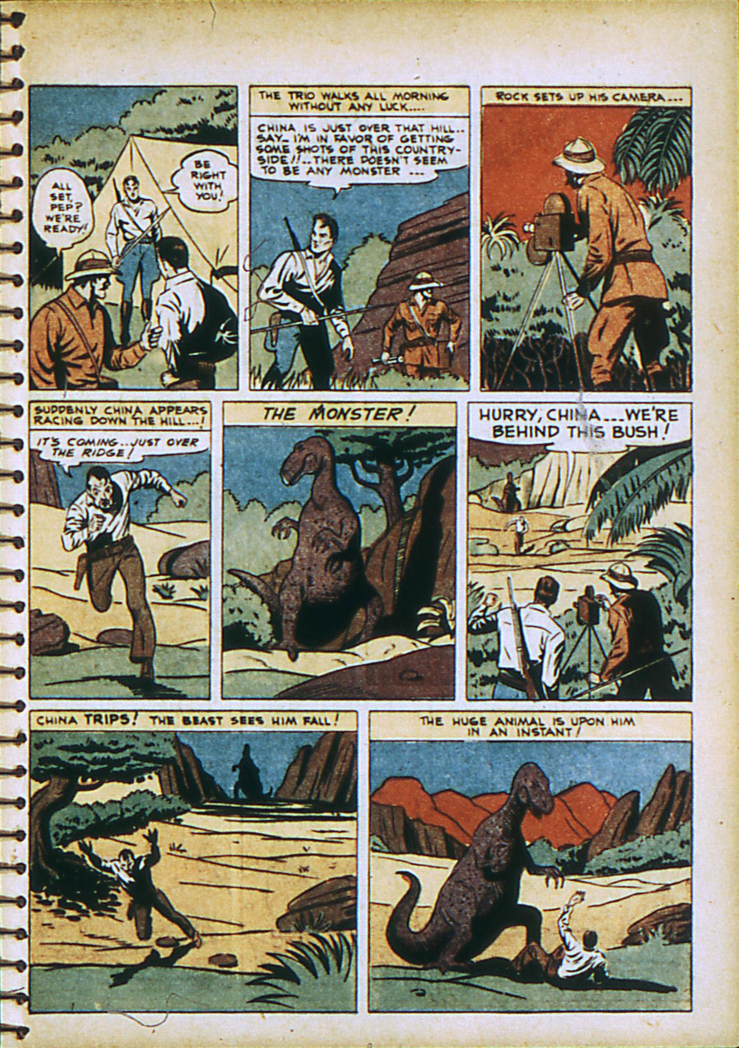 Action Comics (1938) 29 Page 21