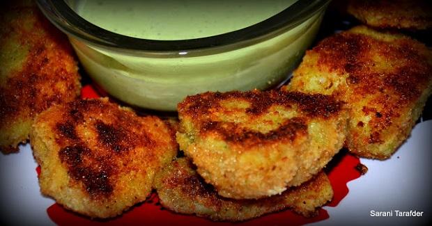 Homestyle Fish Fry With Yogurt-Cilantro Dip Recipe