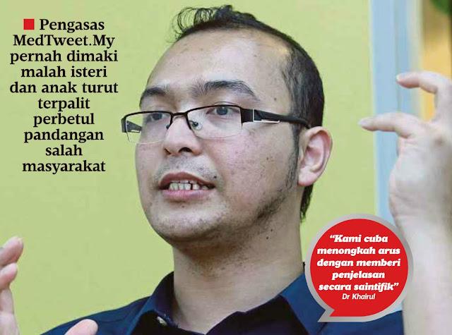 Dr Khairul