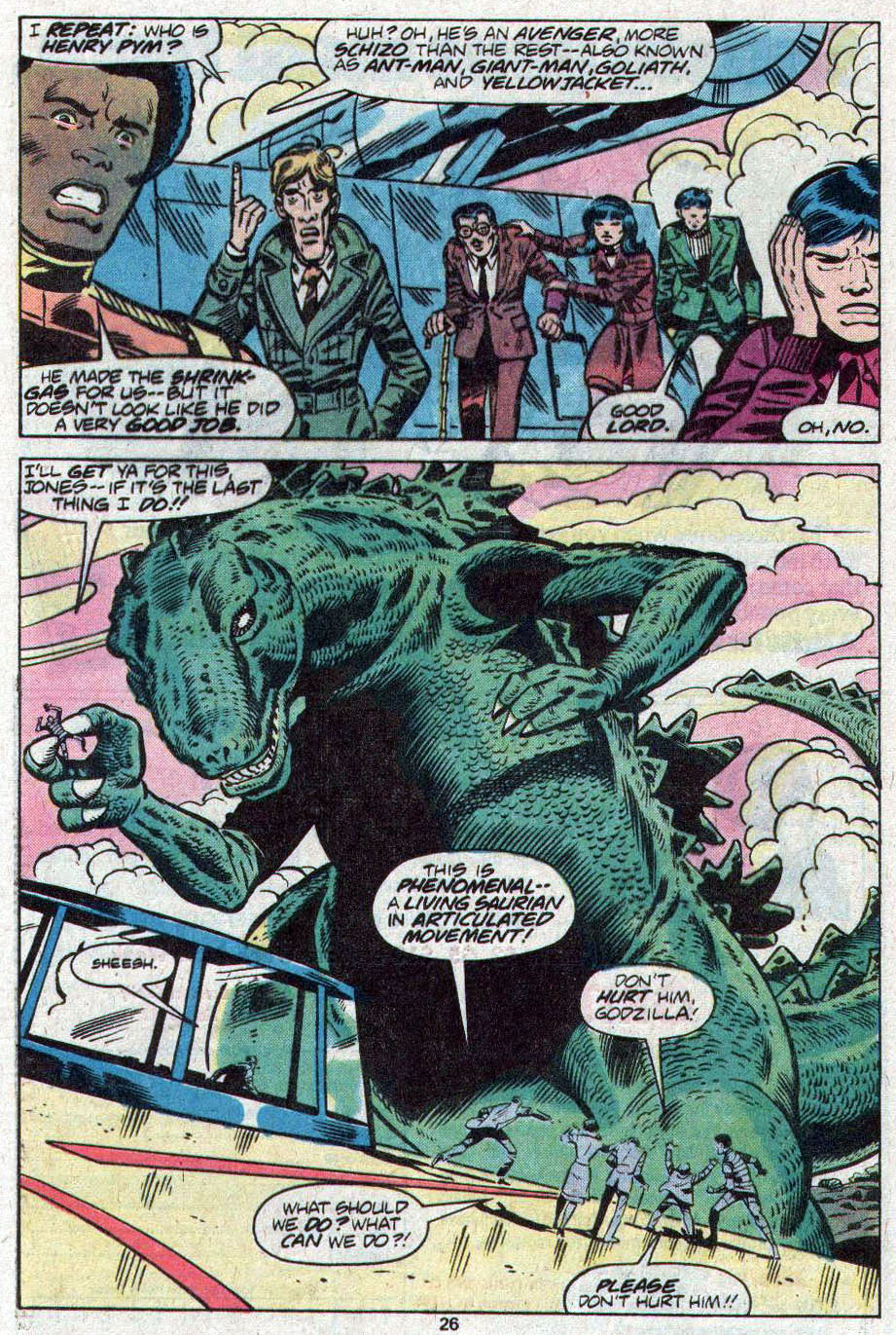 Godzilla (1977) Issue #17 #17 - English 15