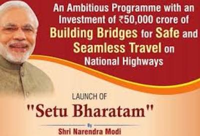 Setu+Bharatam+Project